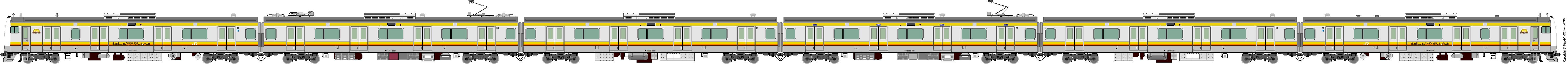 [5100] 東日本旅客鉄道 5100
