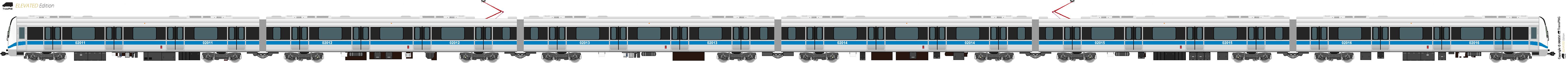 [5335] 大連地鉄 5335