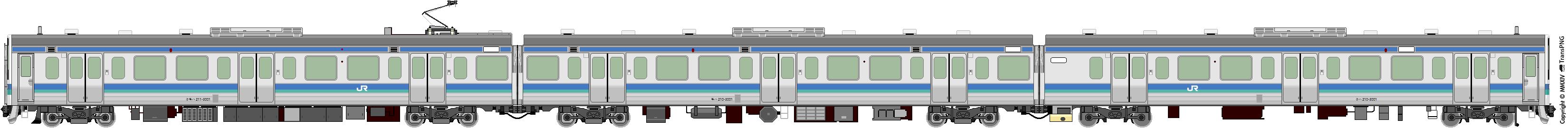 [5393] 東日本旅客鉄道 5393