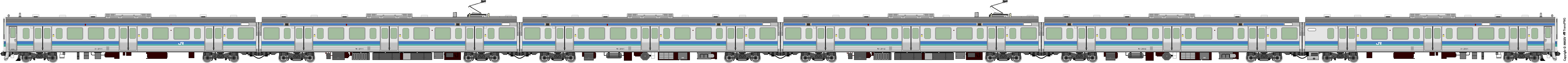 [5407] 東日本旅客鉄道 5407