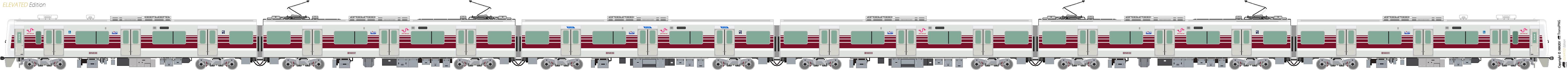 [5409] 新京成電鉄 5409