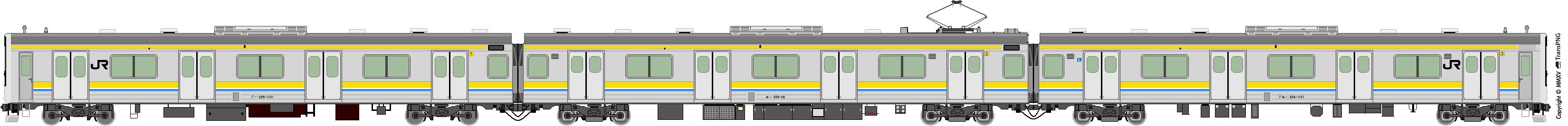 鐵路列車 5566