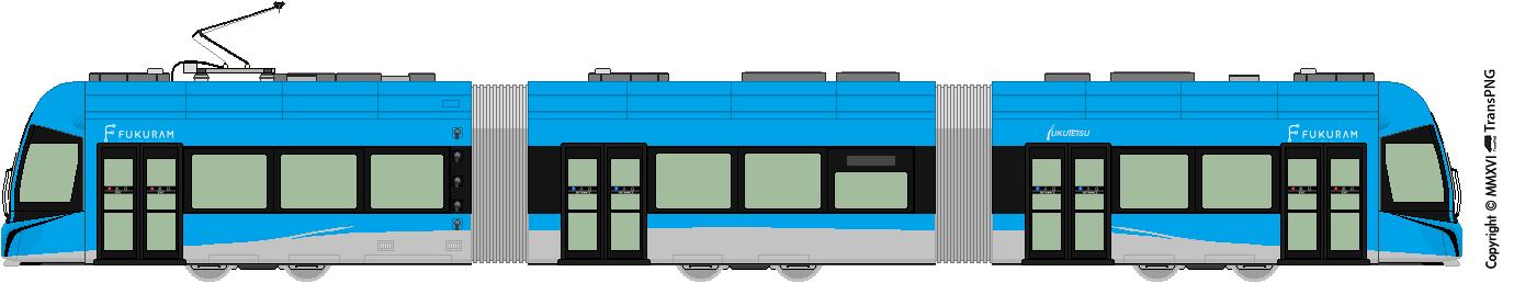 鐵路列車 5596