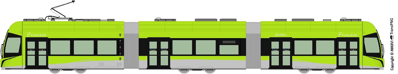鐵路列車 5598